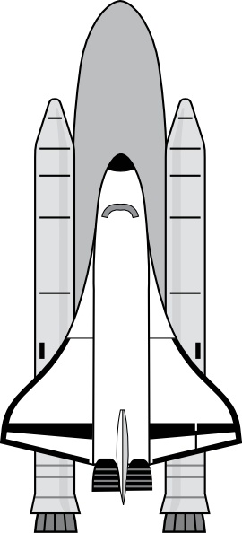 space shuttle clip art free vector in open office drawing svg svg rh all free download com space shuttle clip art coloring pages space shuttle launch clip art