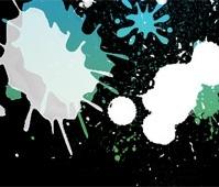 Splatter brushez