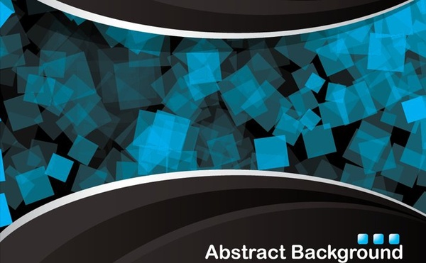 abstract background blurry squares decoration dark style