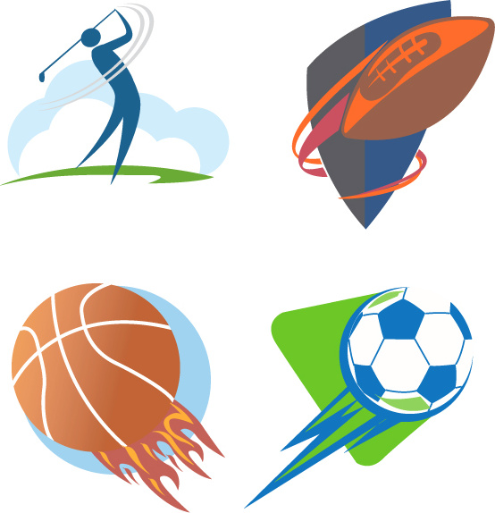 Sports Logo Free Vector Download (70,015 Free Vector) For