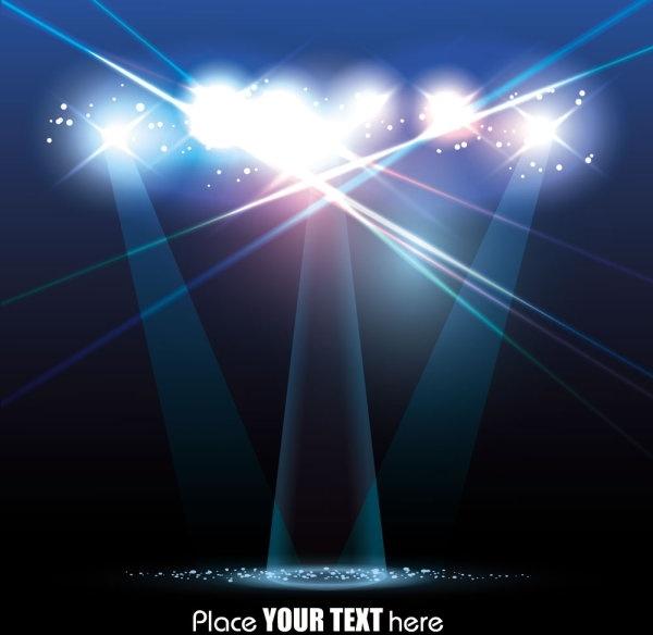 spotlight 01 vector