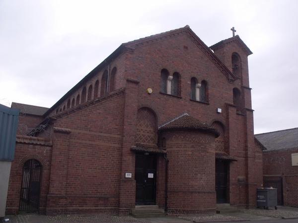st basils church heath mill lane digbeth