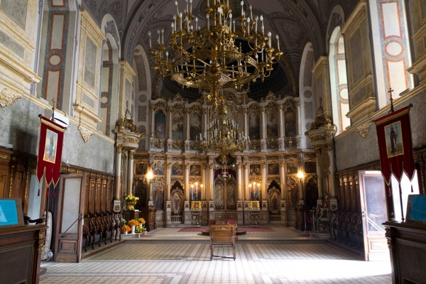 st  george's cathedral church serbia