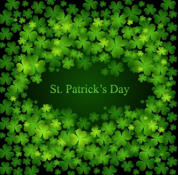 St Patrick S Day Vector Background