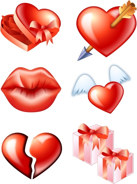 Standard Dating Icons icons pack