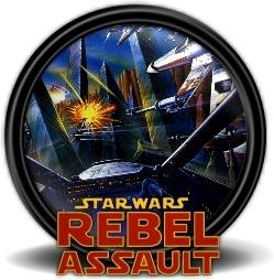 Star Wars Rebel Assault 1