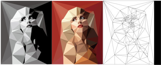 stereo piece people vector