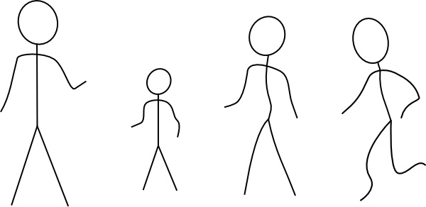 stick figures clip art free vector in open office drawing svg svg rh all free download com stick people artist Stick Person Clip Art