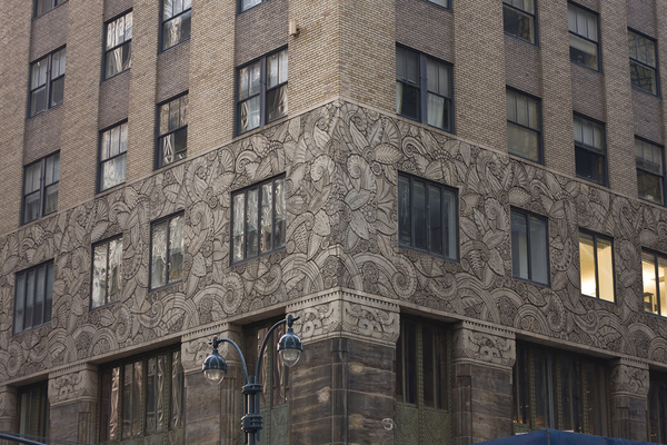 stone etched building