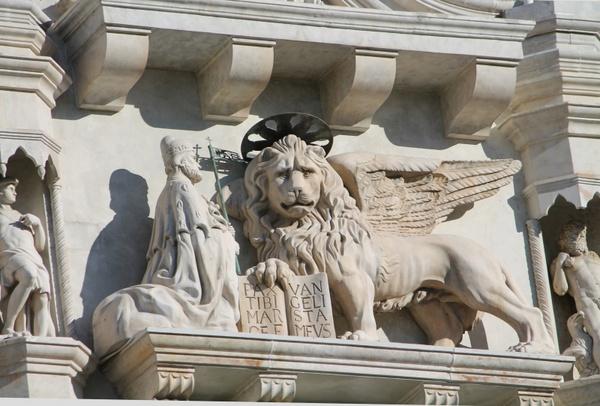 stone lion stone sculpture