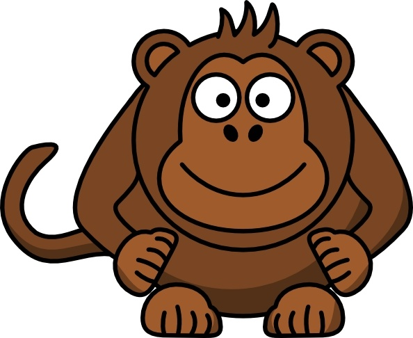 studiofibonacci cartoon monkey clip art free vector in open office rh all free download com cartoon monkey clip art free cartoon monkey faces clip art