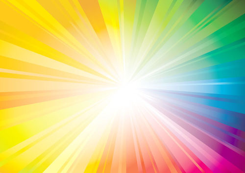 stylish colorful backgrounds vector set free vector in encapsulated