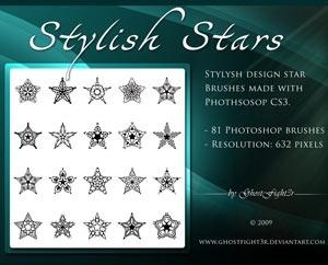 Stylish Star brushes pack
