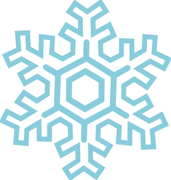 stylized snowflake clip art free vector in open office drawing svg rh all free download com snowflake clip art page border snowflake clip art black and white