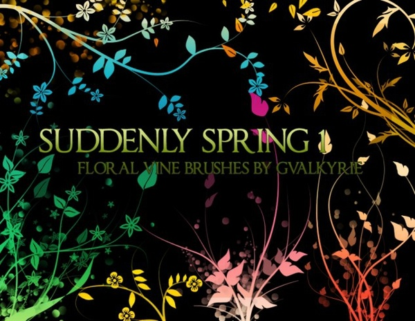 Suddenly Spring 1