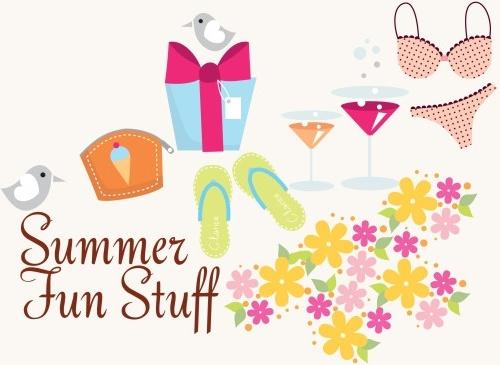summer fun stuff