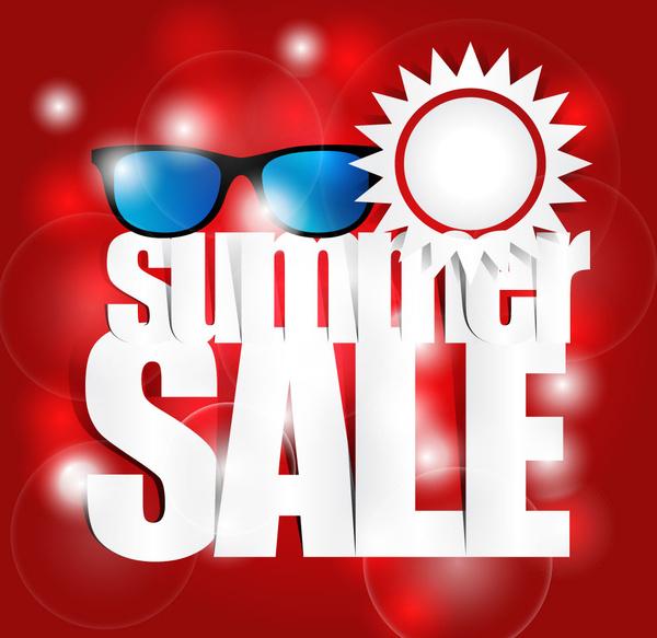 summer sale banner templates