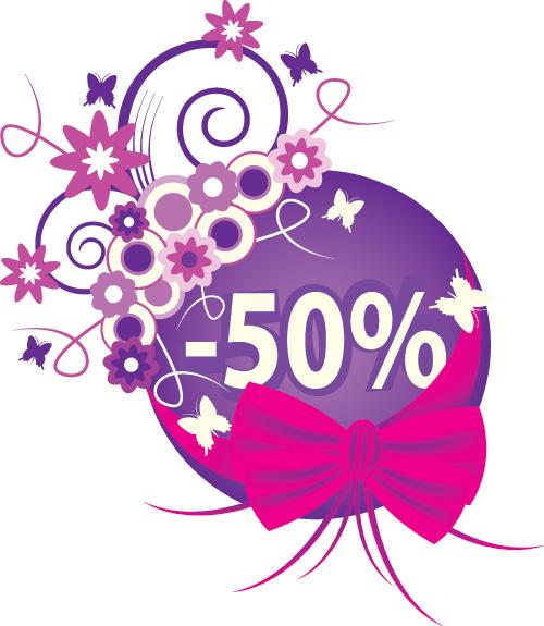 summer sale vector graphic