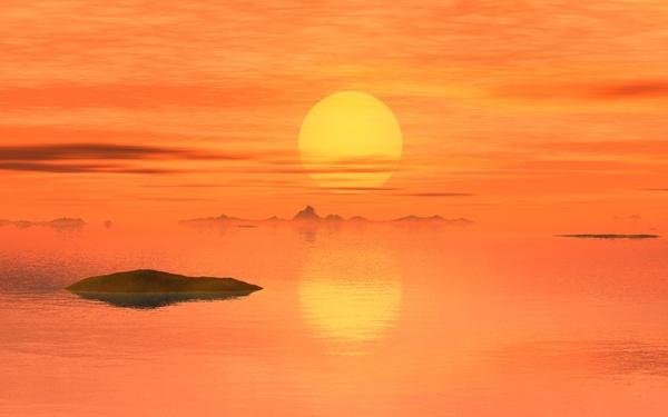 sun sunset sunrise