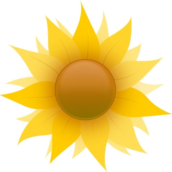 sunflower clip art free vector in open office drawing svg svg rh all free download com sunflower clip art free printable sunflower clipart transparent