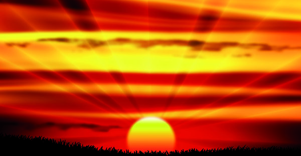 sunset free vector download 285 free vector for