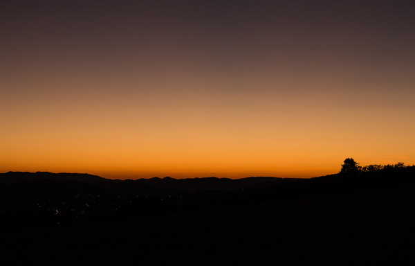 sunset romantic