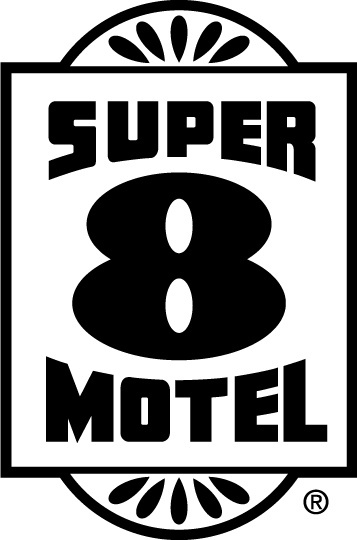 super 8 motels logo free vector in adobe illustrator ai ( .ai