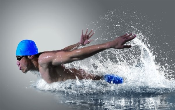 swimming figures hd picture