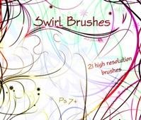 Swirl Brushes – Volume 2