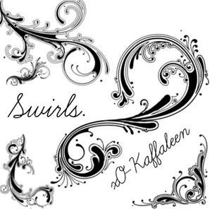 Swirls...