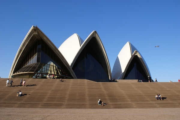 sydney opera house building architecture