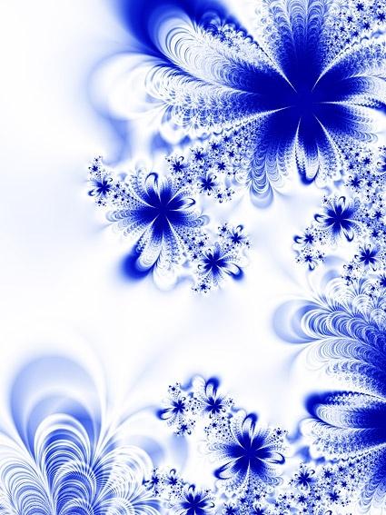 symphony of flowers background image 7