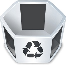 System trash empty
