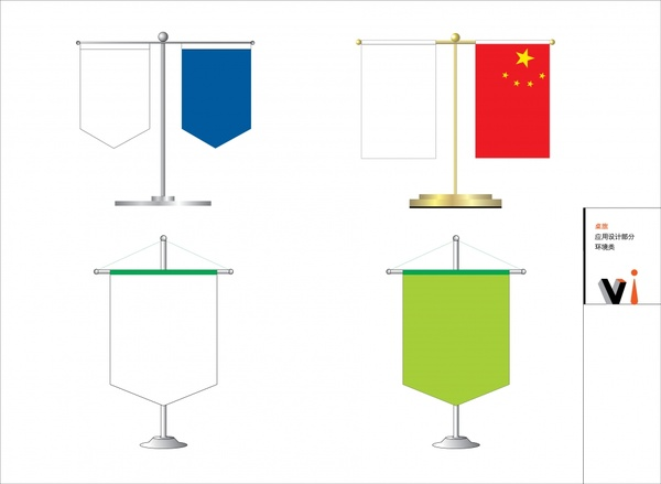 nations table flags templates colored modern sketch