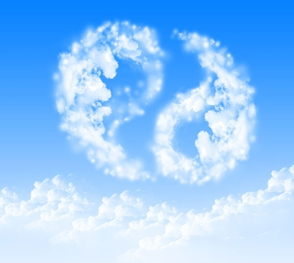 tai chi bagua cloud type highdefinition picture