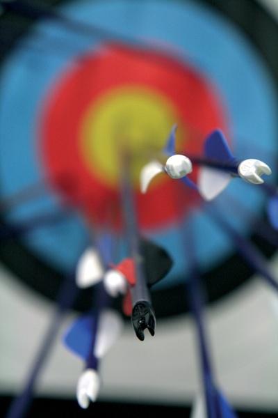 target arrow sport