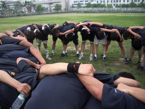 team circle people