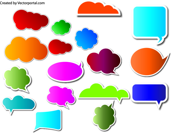 Text Bubble: Text Bubble Clip Art Free Vector Download (219,806 Free