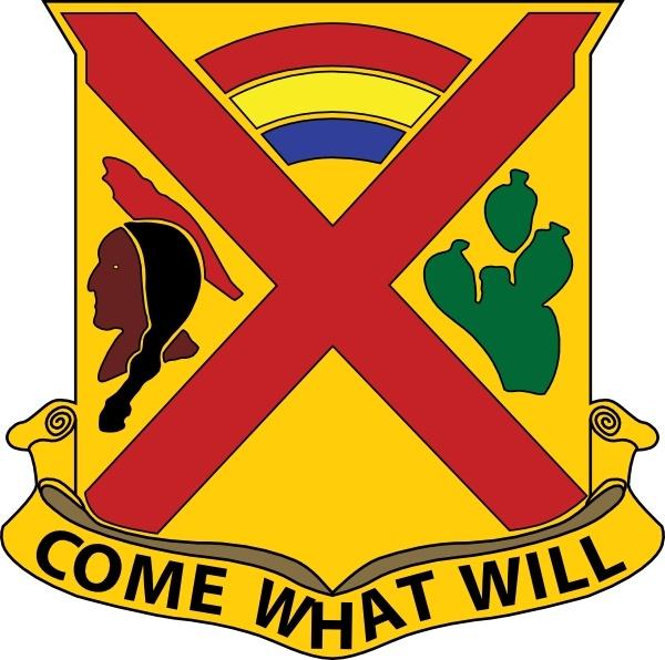 Th Cavalry Regiment Dui Clip Art Free Vector In Open