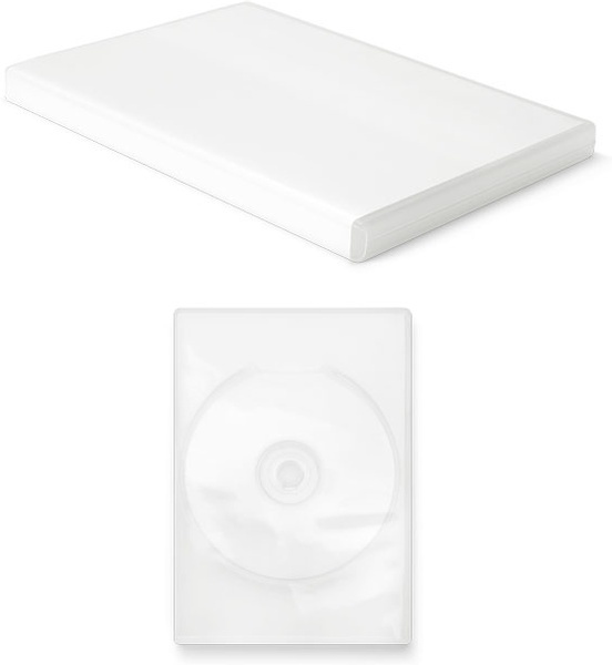 the blank dvd packaging psd layered