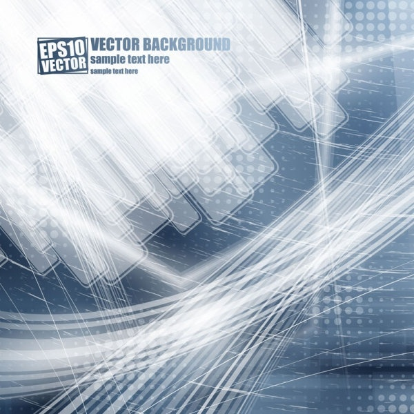 the brilliant dynamic flow line background 01 vector