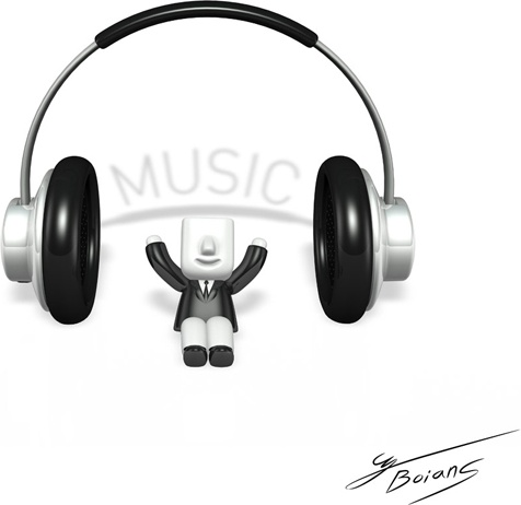 the creative 3d villain musical life layered