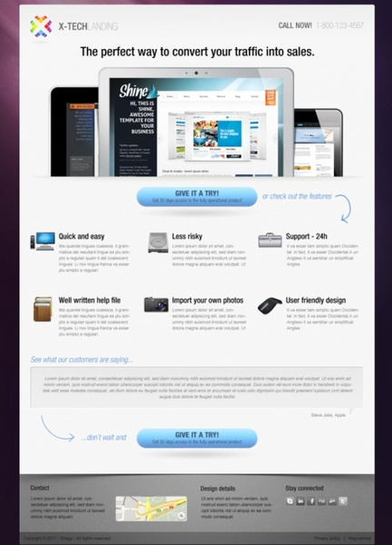 the delicate web design templates psd layered