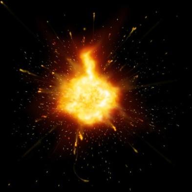 the explosive fireball series psd 12