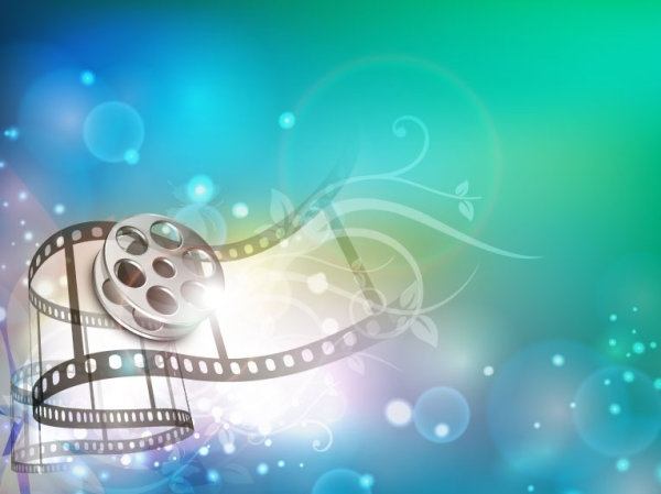 The Exquisite Fantasy Film Background 01 Vector Free Vector In Adobe