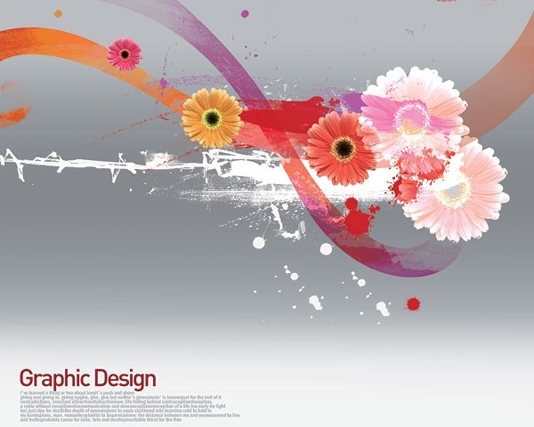 the korea design elements psd layered yi002