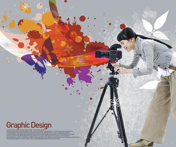 the korea design elements psd layered yi007