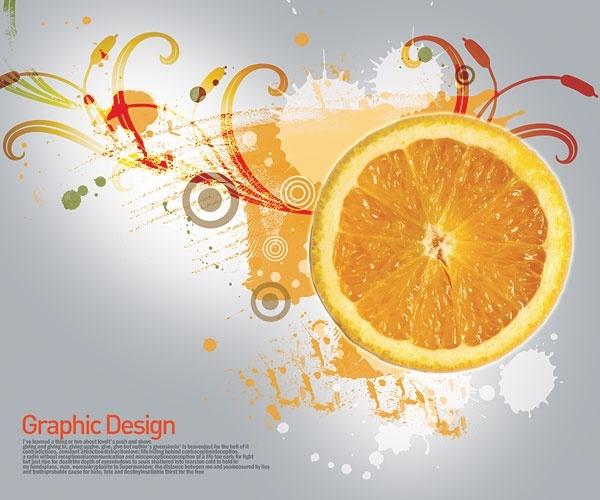 the korea design elements psd layered yi012