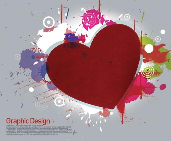 the korea design elements psd layered yi015