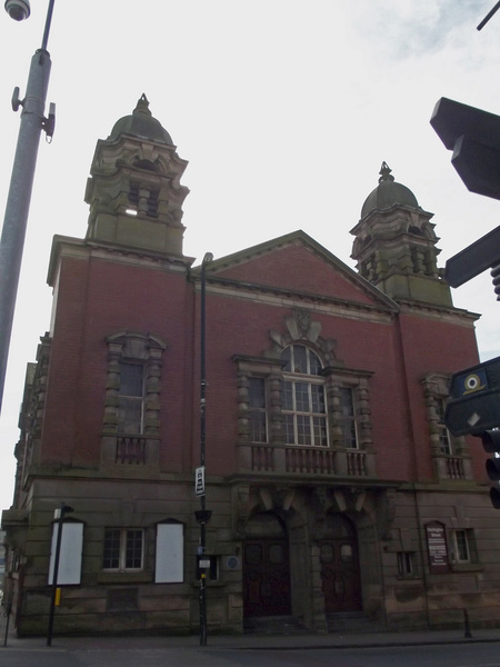 the methodist church darlington street wolverhampton